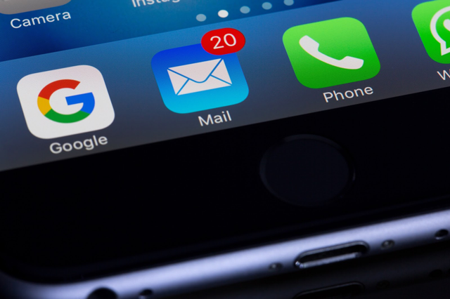 99% of users check their email every day, some as much as 20 times a day.