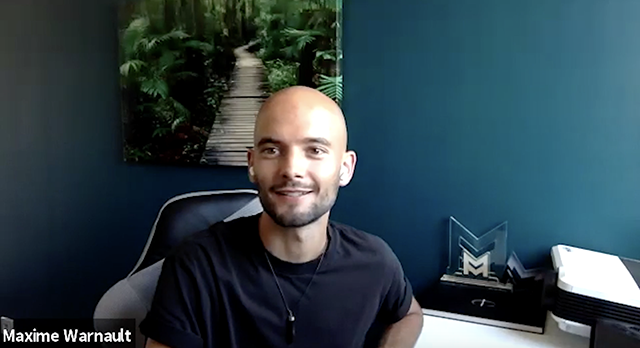 Maxime Warnault of MaximeW discusses how he got started with YouTube Ads consulting.