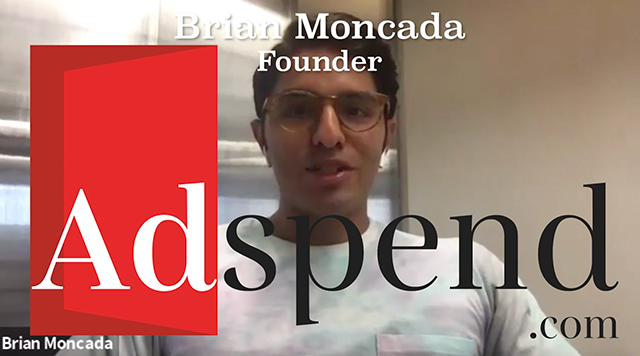 Brian Moncada, Founder of Adspend.com, discusses Adspend's process for helping clients advertise and scale on YouTube.