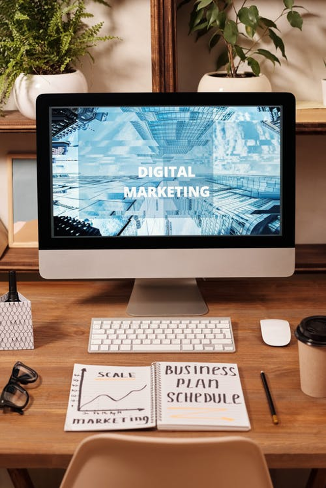 Digital marketing has the potential to reduce the expenses of traditional advertising. (Credits: Mikael Blomkvist, Pexels License, Pexels)
