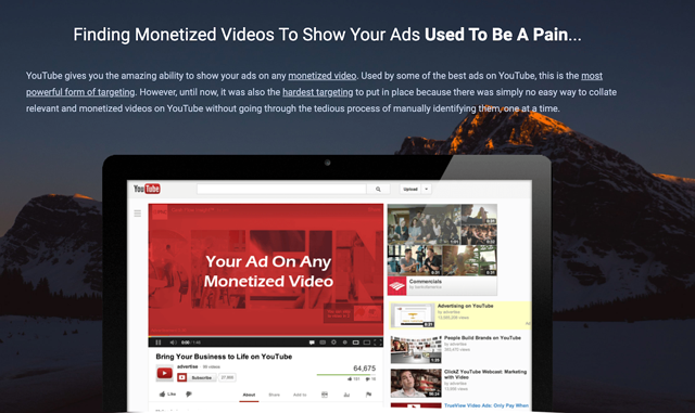TubeSift is a precision targeting tool that helps advertisers find the top channels and videos to run ads on which will get them a higher ROAS.
