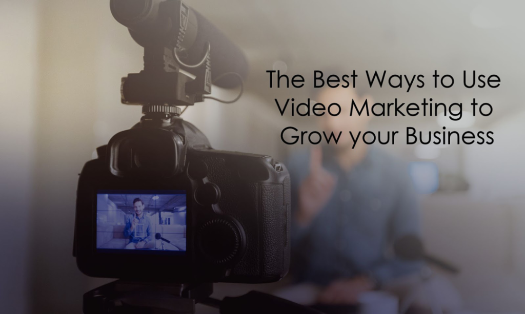 Video marketing opens more options for advertisers to introduce their products and services to consumers and show them the key benefits.